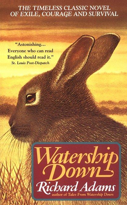 Watership Down Book Watership Down Wiki Fandom