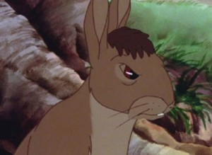 Image of Big Wig from the animated movie.