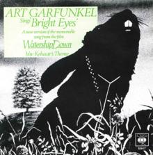 Art Garfunkel Bright Eyes