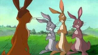 Watership Down Season 3 Episode 3- The Wanderer