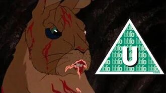 Is Watership Down TOO VIOLENT for its rating?