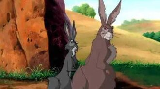 Watership Down Season 3 Episode 5- The Secret of Redstone