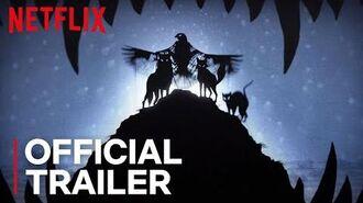 Watership Down Official Trailer HD Netflix