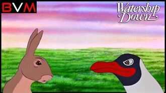 Book Vs. Movie Watership Down