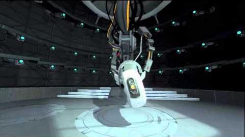 Portal 2 Final Boss Fight , Ending, Song, And Bonus Ending (HD)