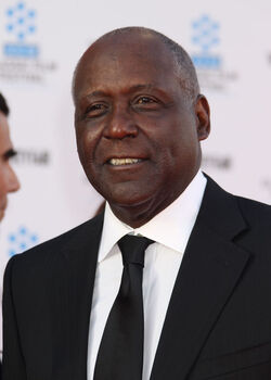 Richard Roundtree 2011