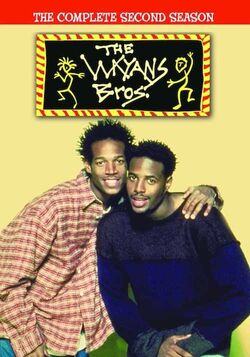 Wayans Bros - Season 2 DVD