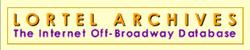 Lortel Archives - IOBDB Logo