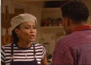WB 1x5 - Lisa confronts Shawn about his poem for Marlon