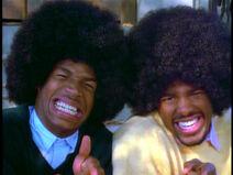 Wayans Bros Afros