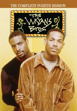 Wayans Bros - Season 4 DVD
