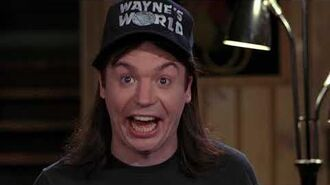 Wayne's World (1992) (2 6) Salute