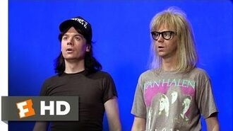 Wayne's World (4 10) Movie CLIP - Exciting Delaware (1992) HD