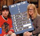 Wayne's Top Ten Things About SNL