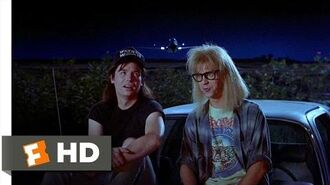 Wayne's World (10 10) Movie CLIP - You Kiss Your Mother With That Mouth? (1992) HD