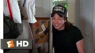 Wayne Has a Dream - Wayne's World (1 10) Movie CLIP (1992) HD