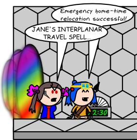 Emergency temporal shift