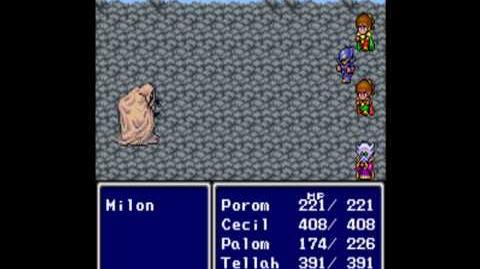 Final Fantasy IV - Elemental Fiend of Earth, Milon-Z (Scarmiglione)