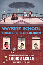 Wayside School Beneath the Cloud of Doom Cover