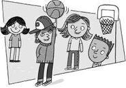 Recess Illustration