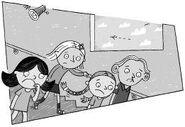 Mr. Gorf Chapter Illustration