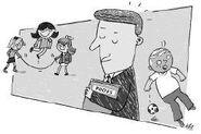 Mr. Poop Illustration