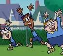 The Three Erics (characters)