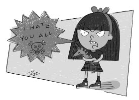 Kathy chapter illustration
