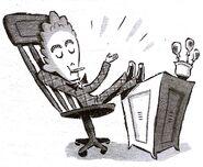 Mr. Gorf Chapter Illustration 2003