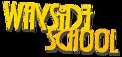 Wayside School temporary logo