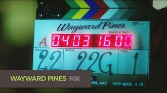 WAYWARD PINES Season 2 Is Now Rolling
