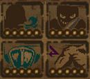 Character Upgrades