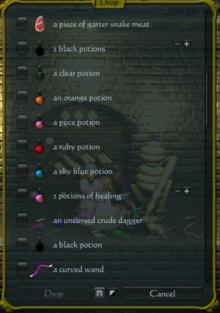 WazHack Screenshot 51b
