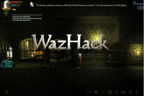 Wazhack Wiki