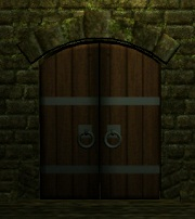 Large doors are a Lair type dungeon feature that a character may \u0027inspect\u0027 (or merely approach) to open which will release a wave of monsters. & Large Door | Wazhack Wiki | FANDOM powered by Wikia