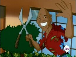 Michael Jordan on Tiny Toons