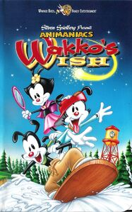 WakkosWish VHS