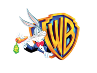 Bugs Bunny in a WB Shield