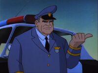 Sergeant Mike Cosgrove