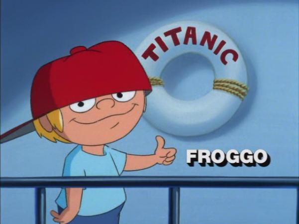 Froggo | WB Animated Universe Wiki | FANDOM powered by Wikia