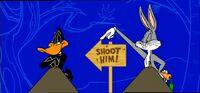 Powerhouse bumper-Shoot him!