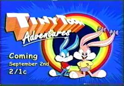 Tiny Toons on Nick