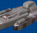 Gammetan Frigate Mk I