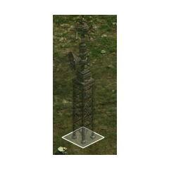 The Radio Tower Footprint