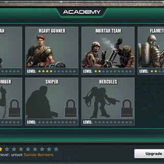 Academy Level 2 - Standard Units