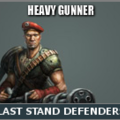 A Last Stand Defender