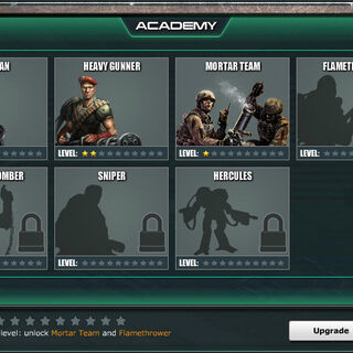 Academy Level 1 - Standard Units