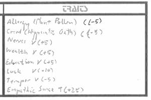 Freeman traits