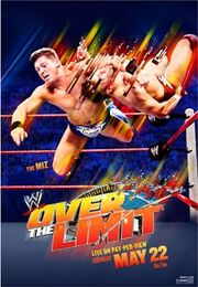 WWE Over The Limit 2011 Poster