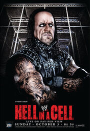 Hell in a Cell (2010)